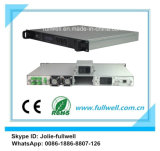 Amplificateur optique de Fullwell 4X16.5 CATV/1550 EDFA (FWT-1550T-23)
