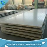 201 feuilles/plaque d'acier inoxydable de qualité