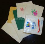 Equipo de la máquina de la servilleta de papel de la producción alta