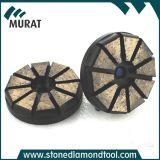10 диск диаманта скрепления 100mm металла Terrco этапа меля