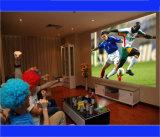 Multi projetor do teatro Home 3D do diodo emissor de luz HDMI de Airplay WiFi da função