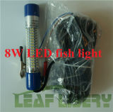 Lf White, diodo emissor de luz Lure Bait Finder Night Fishing Submersible Underwater Boat Light IP68 de Green 12V