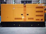 Фабрики генератор 200kVA Cummins прямой связи с розничной торговлей звукоизоляционный тепловозный (6CTAA8.3-G2)
