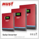 del inversor solar SAA del inversor 2kVA 24V 230V de la red