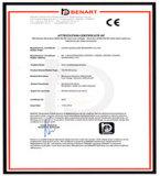 PLC Machine van het Zandstralen van het Glas van de Controle de Automatische Verticale