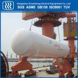 tanque de gás isolado vácuo do armazenamento do CO2 do líquido 50m3 criogênico