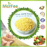 Fertilizante compuesto del fertilizante el 100% NPK 19-19-19 soluble en agua