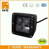 3 '' 20W LED Reflektor-Würfel-Hülse-Licht der Hülse-4D für LKW/JeepWrangler