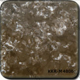 Kkr LG Dalles surface solide / Pierre artificielle Staron Acrylique feuilles de surface solide