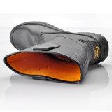 La punta d'acciaio di sicurezza di cuoio di inverno caric il sistemaare calorosamente il sistema di appoggio delle calzature TPU di sicurezza dei caricamenti del sistema del Rigger