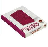 Servicio de impresión determinado del rectángulo de la caja del libro de Hardcover (jhy-497)