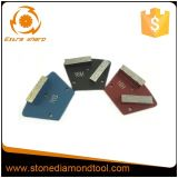 2 50mm дюйма пусковых площадок диаманта меля для бетона