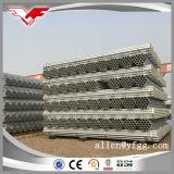 1 1/2inch galvanizzato intorno al prezzo dei tubi d'acciaio dell'armatura per tonnellata