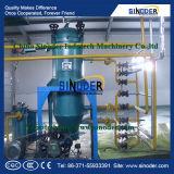 impianto di lavorazione dell'olio di soia della macchina di Producting dell'olio di soia 10tpd
