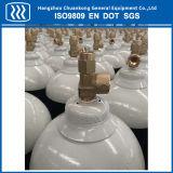 Cylindre de gaz d'argon d'azote de l'oxygène d'acétylène de CO2 d'acier sans joint