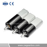 24 motores da engrenagem de redução da relação de redução do diâmetro 90 do volt 22mm