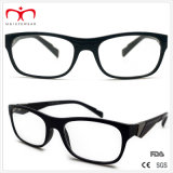 Latest Trendy Design Men's Reading Glasses with Metal Decoration (MRP21389)
