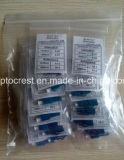 atenuadores ópticos de la pista de la fibra de 3dB/5dB/10dB/15dB/20dB LC