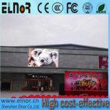 Schwachstrom-Verbrauch im Freien farbenreiche Bildschirmanzeige-Anschlagtafel LED-P10