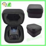 Neue Produkte schwarzer PU-lederner Uhr-Kasten (JWA005)