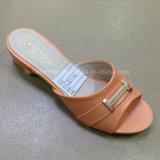 Новые сандалии тапочки PU ботинок женщин способа лета типа (JH160523-1)