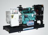 60kVA Cummins 디젤 엔진 발전기 세트 50Hz 60Hz 3 단계