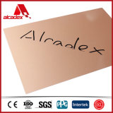 Panneaux composés en aluminium incassables du noyau ACP/Acm/de matériau de construction de garantie de 20 ans