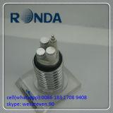 Крытый силовой кабель алюминиевого сплава 1.8kv гибкий LSZH