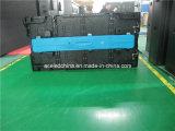 Pantalla de visualización de aluminio de fundición a presión a troquel de interior de LED del gabinete P6.25