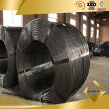 Alambre espiral de alta resistencia de la PC del acero del llano 4m m de la relajación inferior