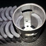 Изготовленный на заказ магниты феррита дуги для генератора мотора