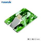 De Aandrijving van de Flits van de Creditcard USB van de Douane van de Schijf van Adreskaartjes USB