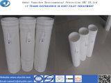 Sacchetto filtro caldo del collettore di polveri del poliestere di vendita