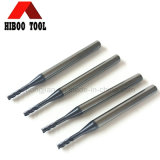 Steel를 위한 HRC55 Long Neck Square End Mill Cutter