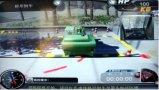 Simulador rodado de Training&Examination da máquina escavadora