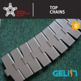 880tabプラスチック歯のコンベヤーの鎖またはテーブルの上の鎖かSideflexing鎖