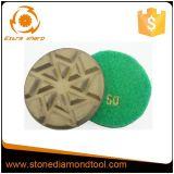Пусковые площадки металла конкретного пола диаманта Klindex меля Bond