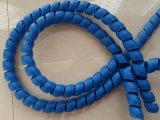 Garde en spirale de plastique pour le tuyau hydraulique