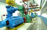 Zentrifugale Heißwasser-Mehrstufenpumpe (D u. DGC)