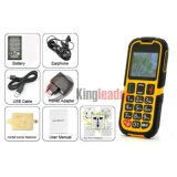 3G Rugged Waterproof Senior Cell Phone con Ce (W28C)