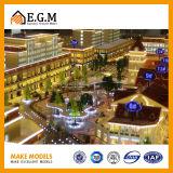 Het de commerciële Modellen van /Exhibition van de Modellen van de Bouw/Model van de Schaal van de Bouw van het Project