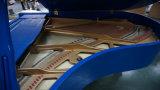 단단한 나무 Soundboard 물자 소형 나무로 되는 피아노