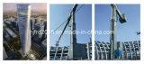 Bmu mobile certifié par ISO9001 pour le nettoyage de guichet de construction