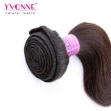 A melhor tecelagem peruana real do cabelo humano da qualidade 100% Remy