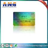 RFID 13.56MHz Laser Folie lamellierte Belüftung-Chipkarte