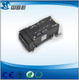 Lector sin contacto RS232 y del contacto motorizado interfaz de tarjetas con la función de la tarjeta de SIM