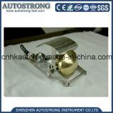 Tester tenuto in mano Ipx3 & 4 dell'ugello di spruzzo di protezione dell'ingresso IEC60529