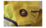 Abbigliamento dei vestiti dei capretti dei pantaloni delle ragazze di estate del cotone dello zolfo