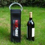 Sacchetto più freddo, supporto di bottiglia su ordinazione alla moda del vino del neoprene (BC0031)