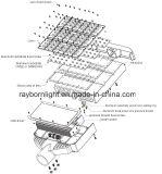 Lampada di via chiara solare impermeabile di alto potere LED 80W LED (RB-STC-80W)